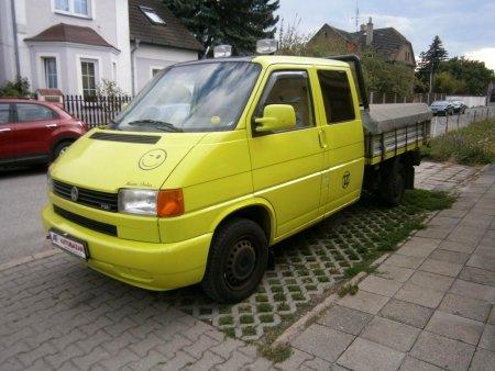 volkswagen van 2000