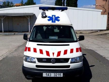 Volkswagen Transporter, 2002
