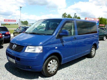 Volkswagen Transporter, 2003