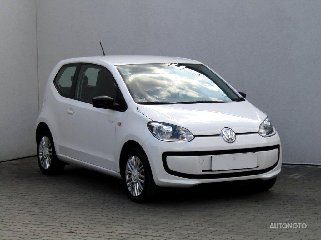 Volkswagen up!, 2012 - celkový pohled