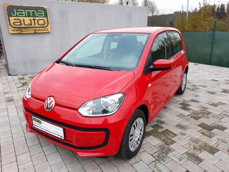 Volkswagen up!, 2014
