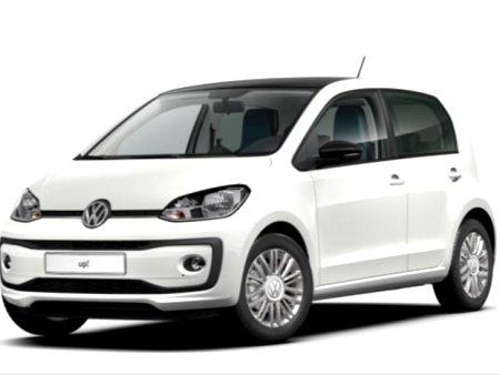 Volkswagen up!, 2017