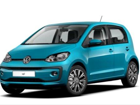 Volkswagen up!, 2018