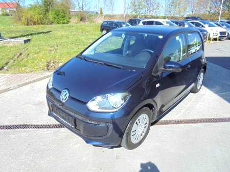 Volkswagen up!, 2013