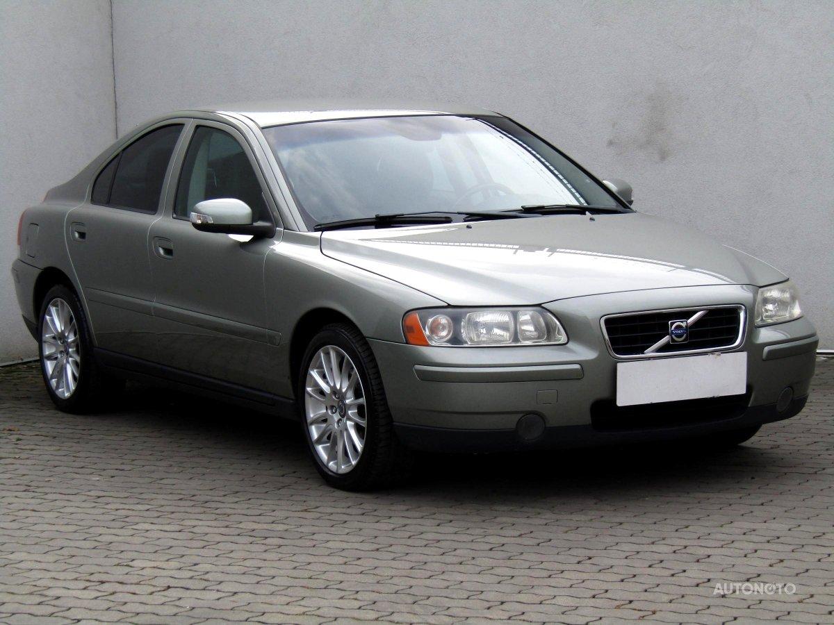 Volvo S60, 2007 - celkový pohled