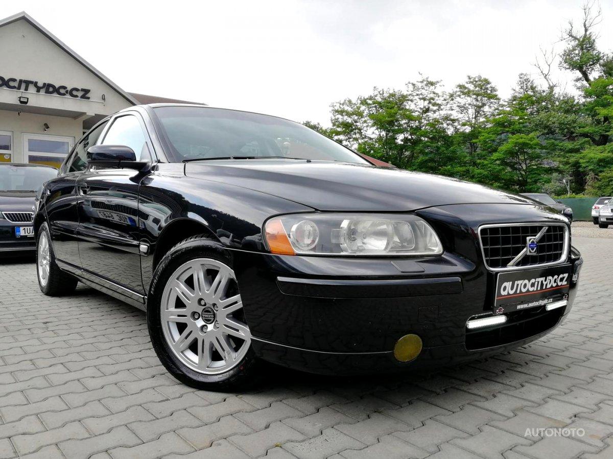 Volvo S60, 2005 - celkový pohled