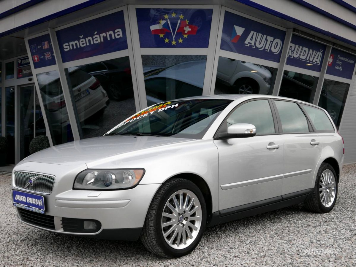 Volvo V50, 2006 - celkový pohled