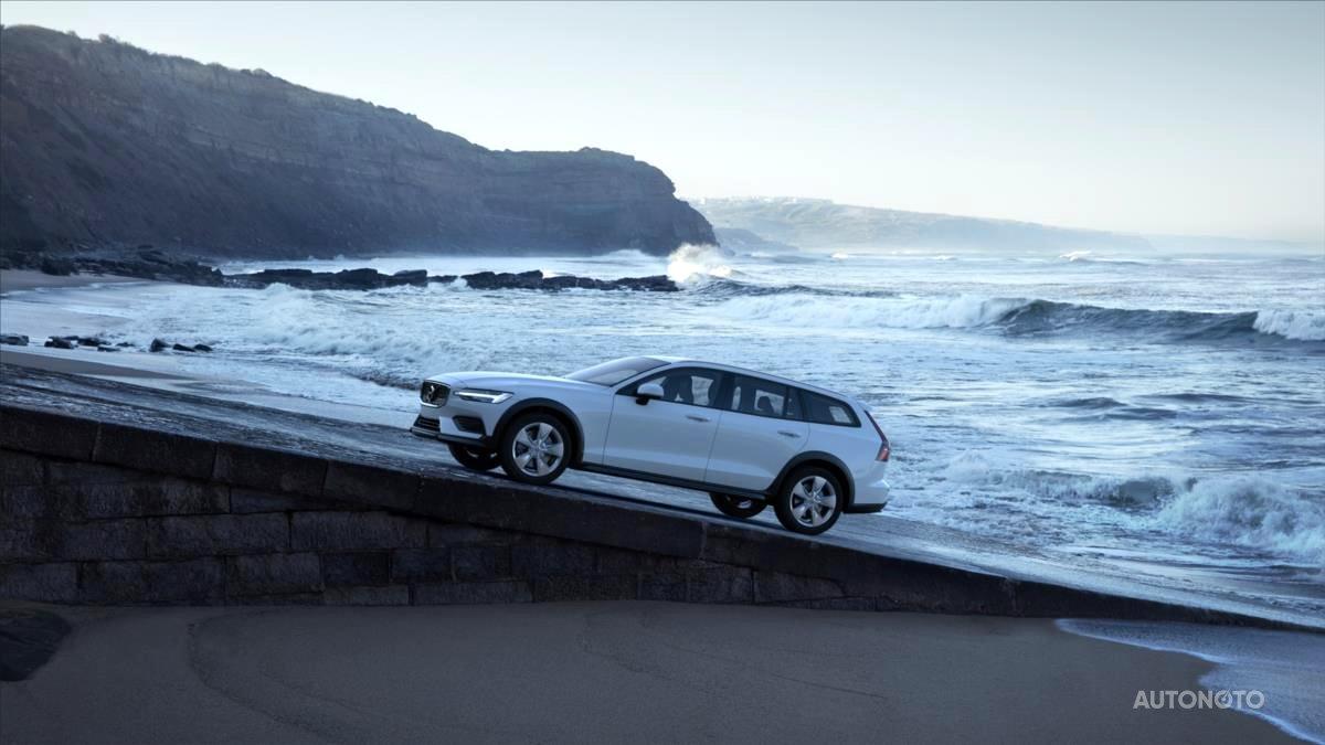Volvo V60, 2019 - celkový pohled