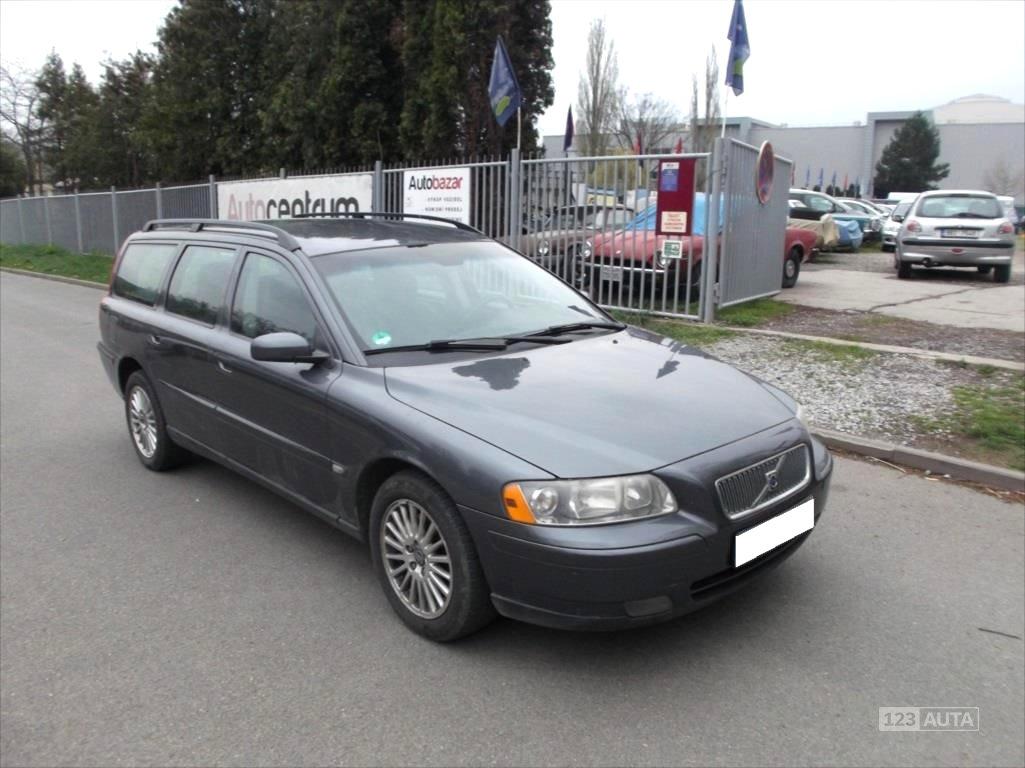 Volvo V70, 2006 - celkový pohled