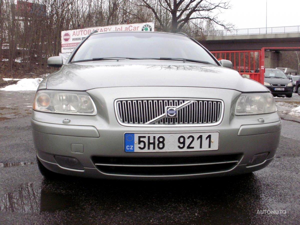 Volvo V70, 2005 - celkový pohled