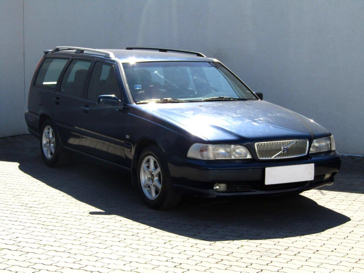 Volvo V70, 2000 - celkový pohled