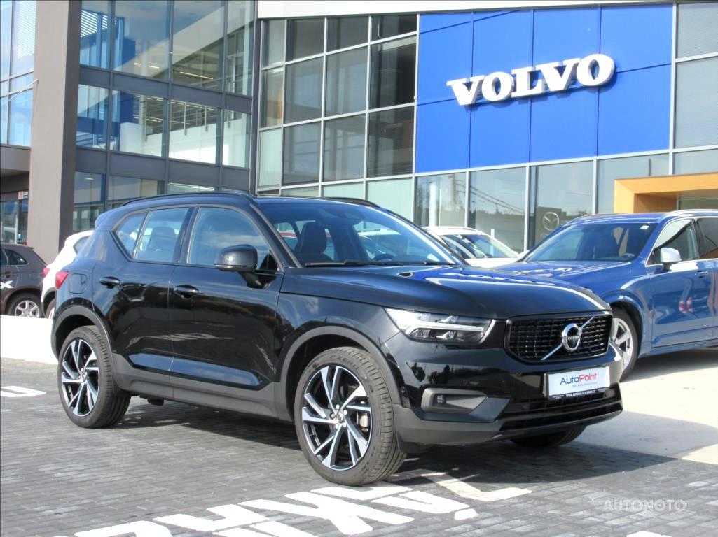 Volvo XC40, 2017 - celkový pohled