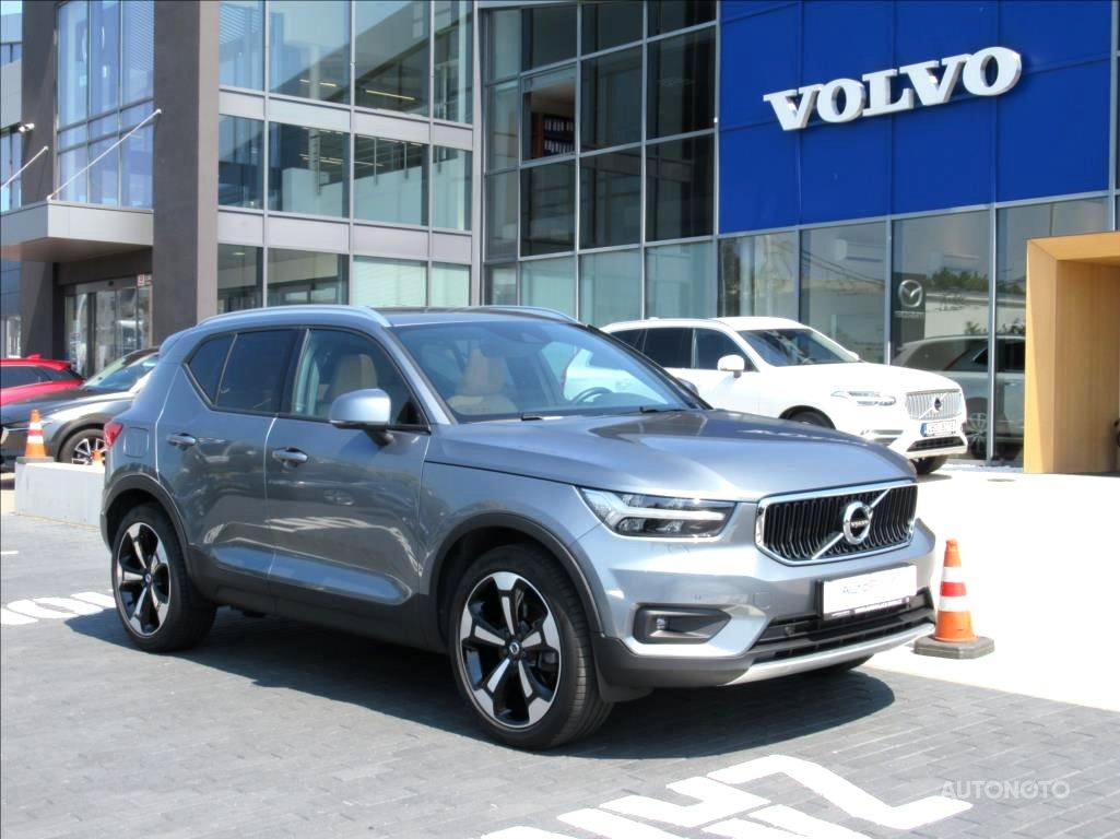 Volvo XC40, 2018 - celkový pohled