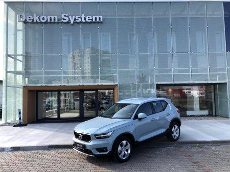 Volvo XC40, 2018