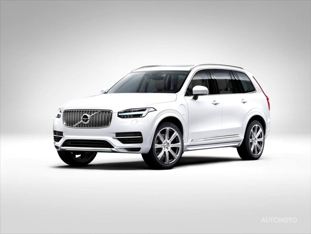 Volvo suv 2019