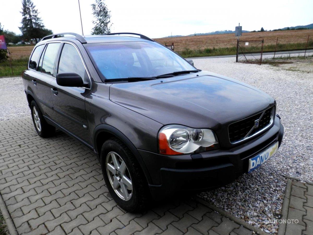 Volvo XC90, 2006 - celkový pohled